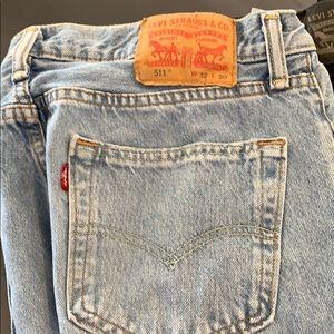 Levi's 511 32x30 men's  jeans